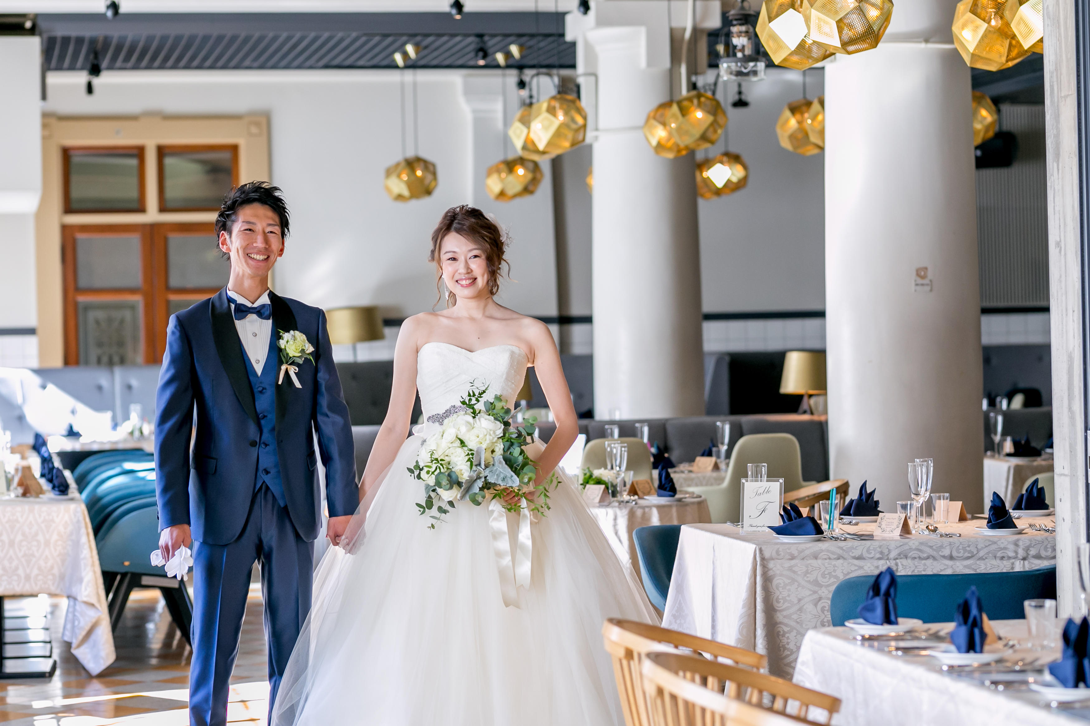 レストランウェディング 二次会 オリジナル結婚式のall For All